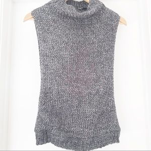 Zara knit with side opening